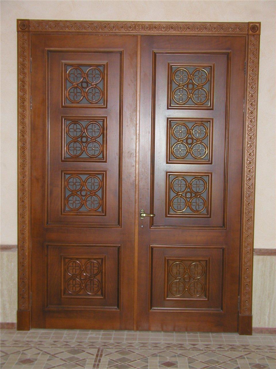 Элитные межкомнатные двери, изготовление эксклюзивных