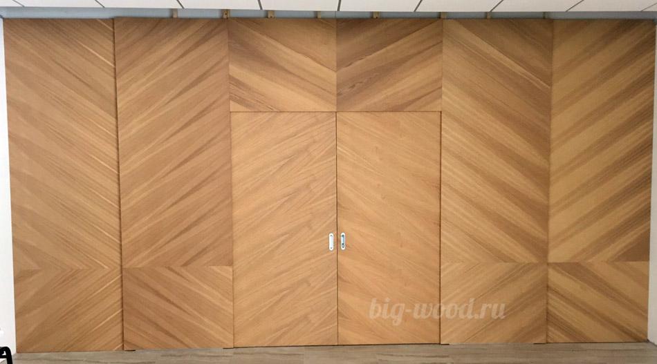 Двери из массива дуба двойные ,деревянные двери
